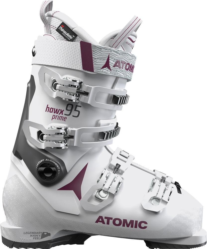 Atomic Hawx Prime 95 S W - bílá Délka chodidla v cm: 27.0/27.5 2018/2019