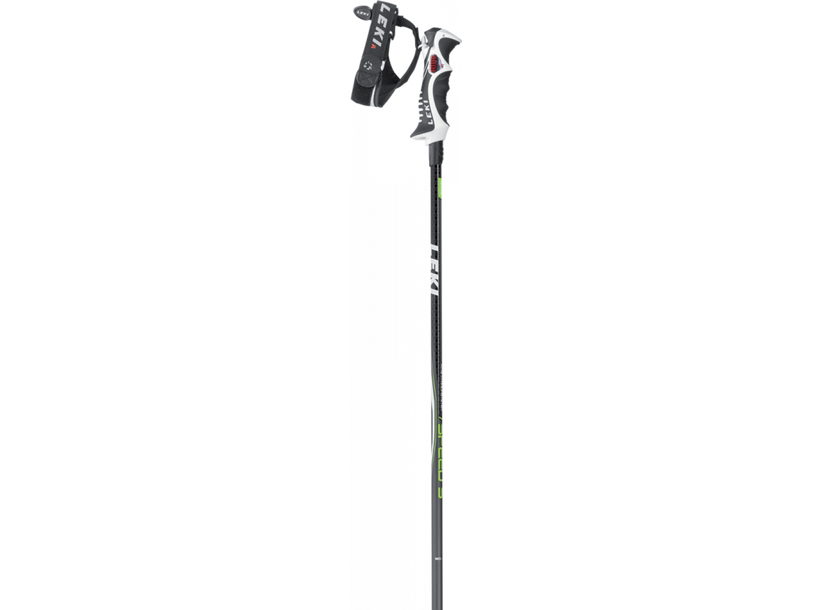 Leki Speed S - zelená Délka holí: 110 cm 2016/2017