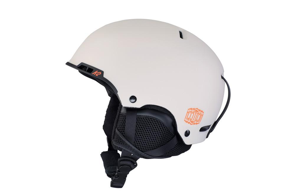 K2 Stash - bílá Velikost helmy: S 2019/2020