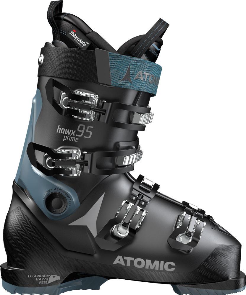 Atomic Hawx Prime 95 W - černá Délka chodidla v cm: 23.0/23.5 2019/2020