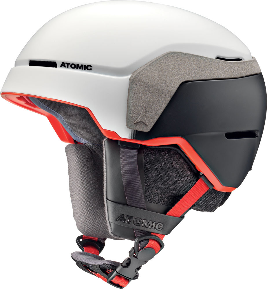 Atomic Count XTD - bílá Velikost helmy: L 2019/2020