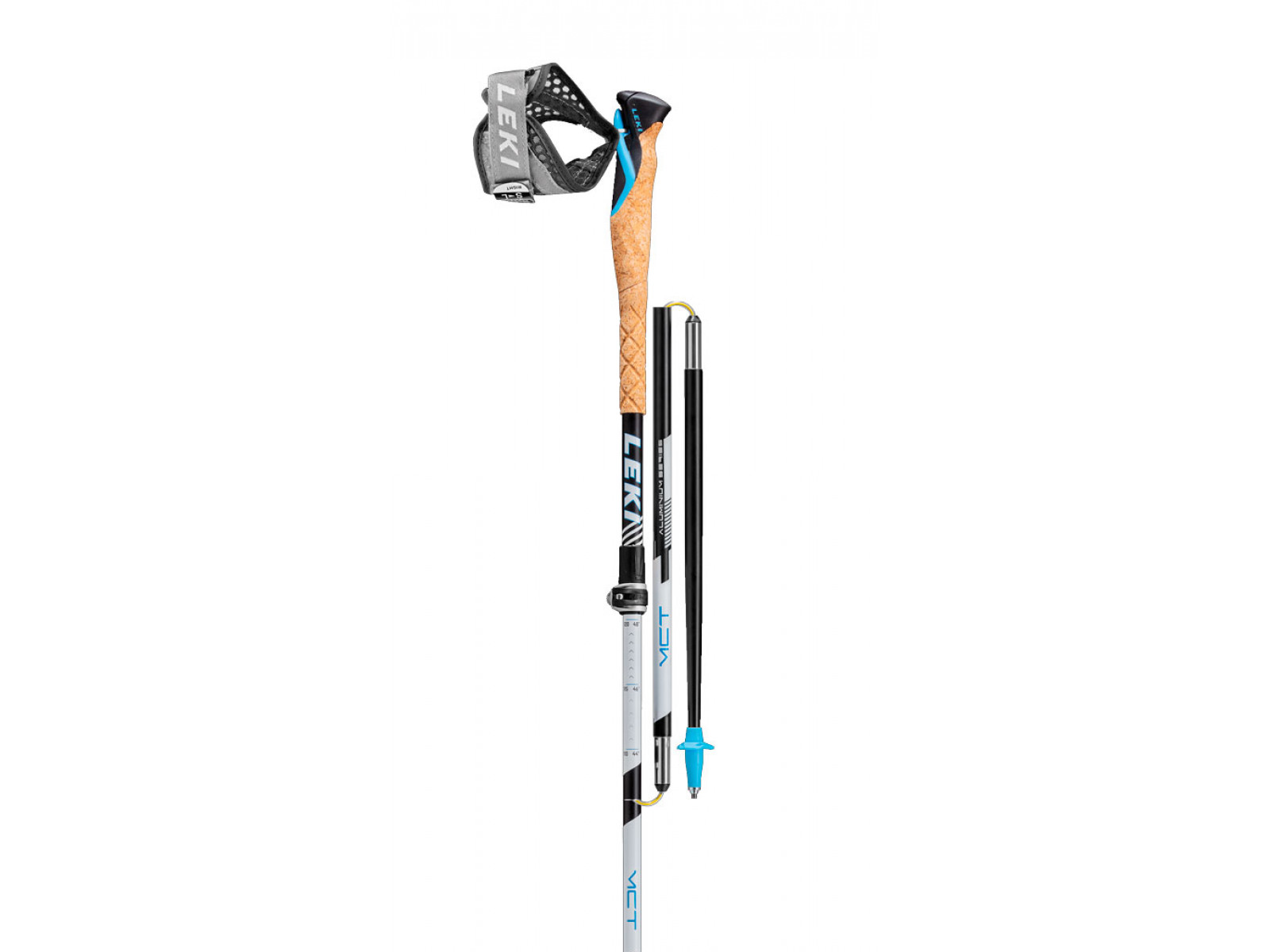 Leki MCT Vario TA Délka nastavitelných hůlek: 110-130 cm 2020/2021