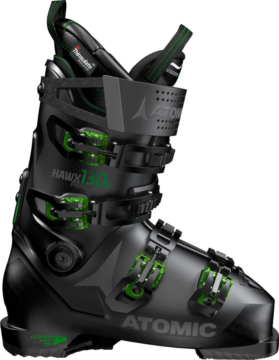 Atomic Hawx Prime 130 S - černá/zelená 2019/2020