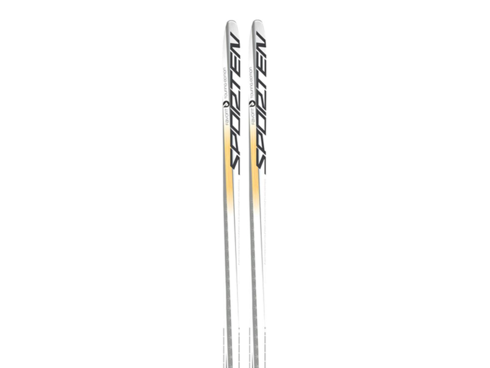 Sporten Favorit - stříbrná - hladká skluznice Délka: 210 cm 2014/2015