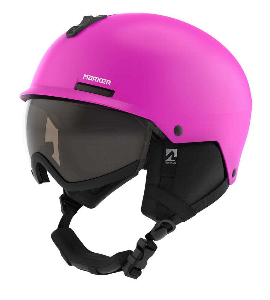 Marker Vijo - růžová Velikost helmy: UNI 2018/2019