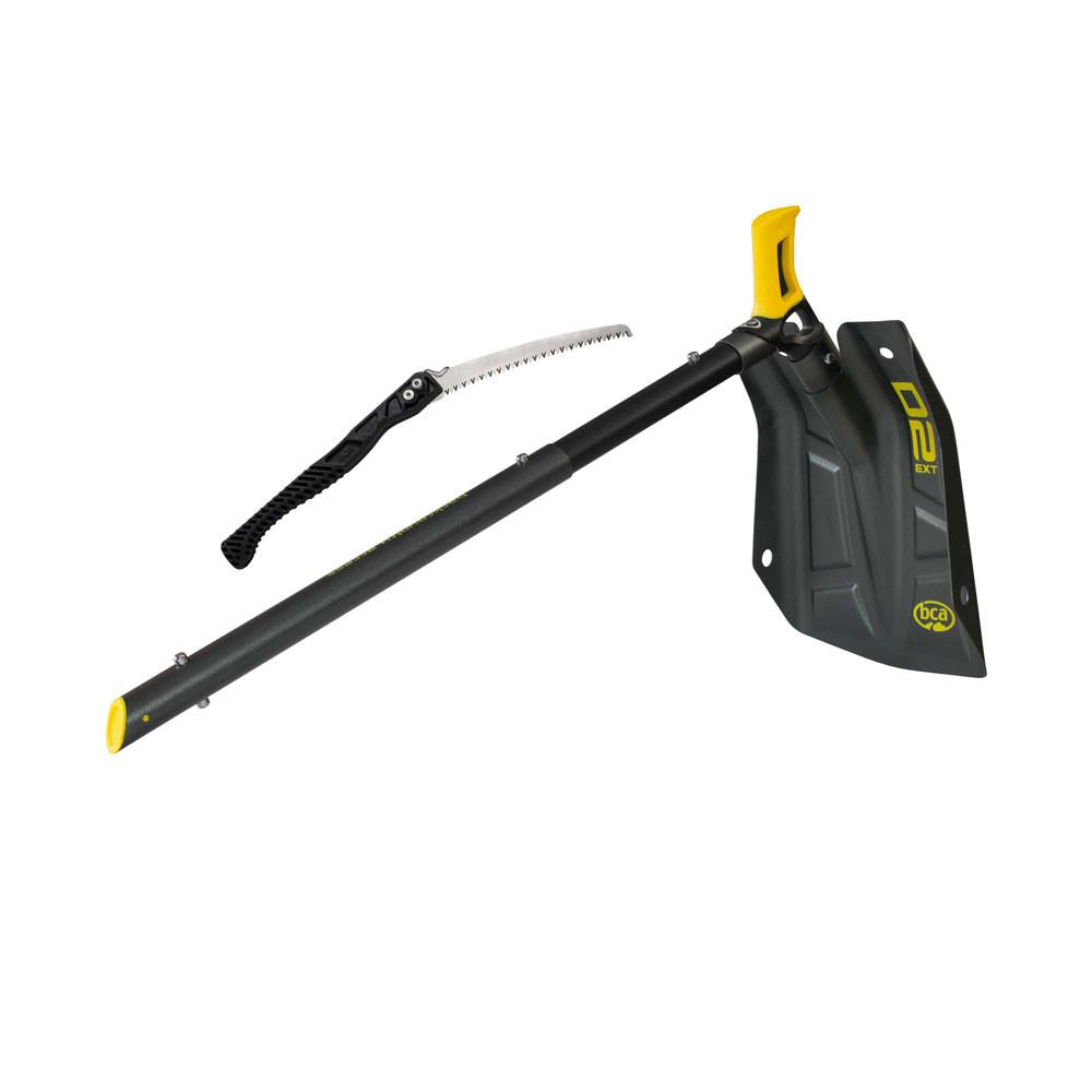 BCA D2 EXT Dozer Shovel s pilou