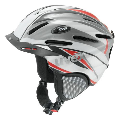 Uvex Ultrasonic Pro Graphics - velikost XS/M Velikost helmy: XS/M 2010/2011