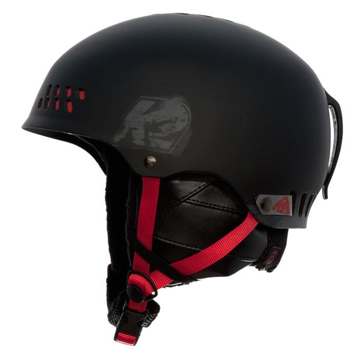 K2 Phase Pro - černá/červená Velikost helmy: S 2016/2017