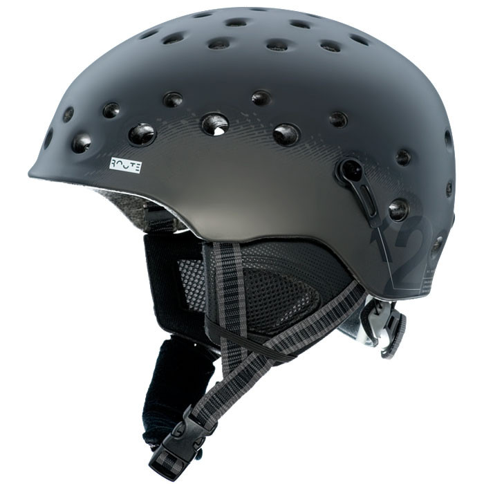 K2 Route - černá Velikost helmy: S 2019/2020