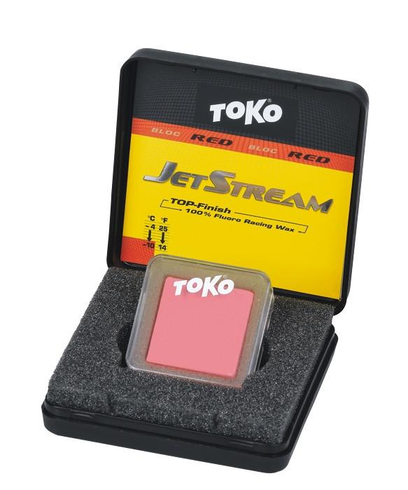 TOKO JetStream Bloc - red 20g