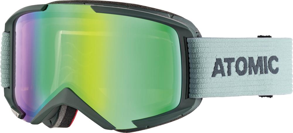 Atomic Savor M Stereo - černá/zelená