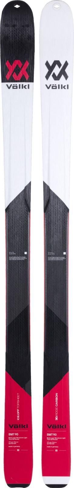 Völkl BMT 90 + stoupací pásy