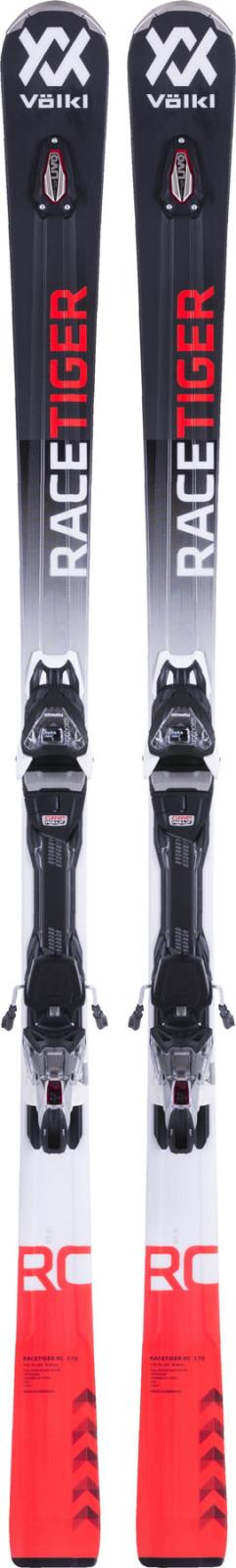 Völkl Racetiger RC Black + vMotion 12 GW