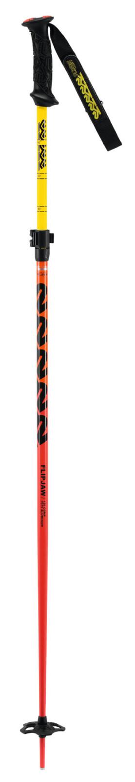 K2 FlipJaw 120 - oranžová