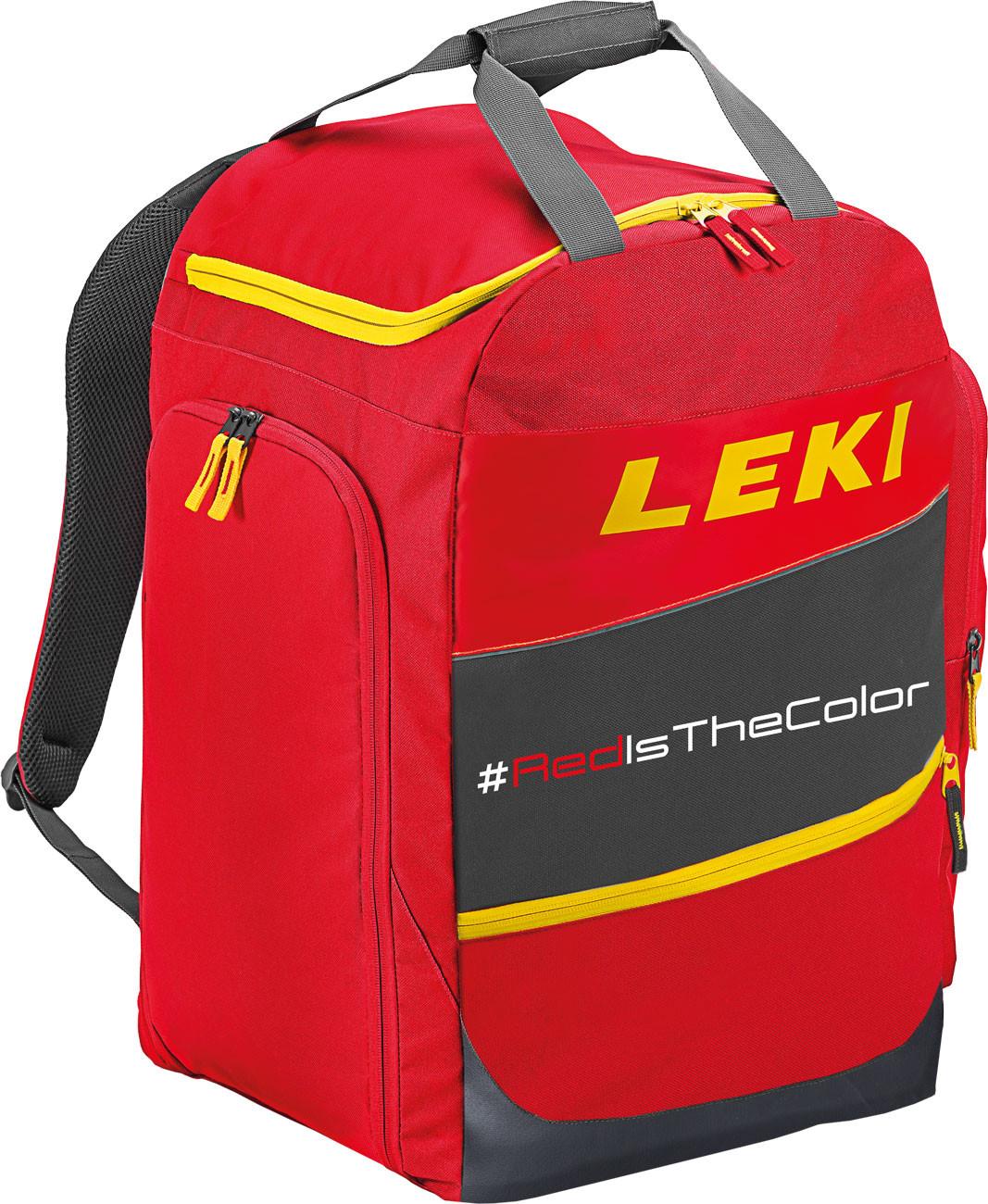 taška na boty Leki Bootbag Red