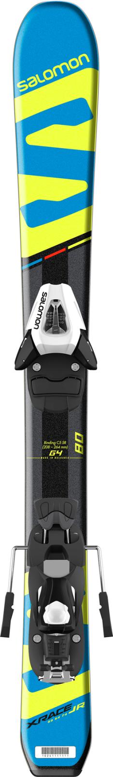 Salomon X-Race Jr 70-90cm + C5