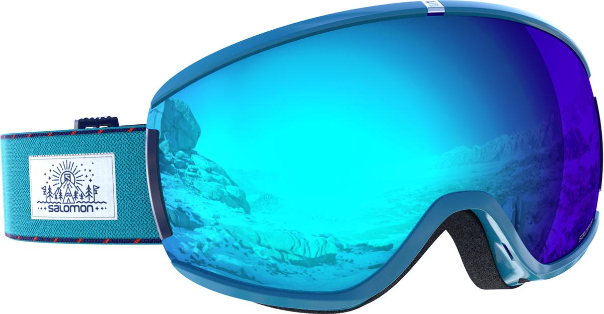 Salomon iVY - modrá S3