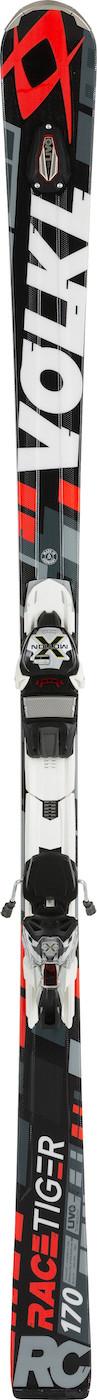 Völkl Racetiger RC UVO black + xMotion 12.0 TCX D