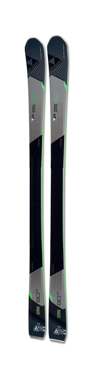 sjezdové lyže Fischer PRO MTN 80 TI