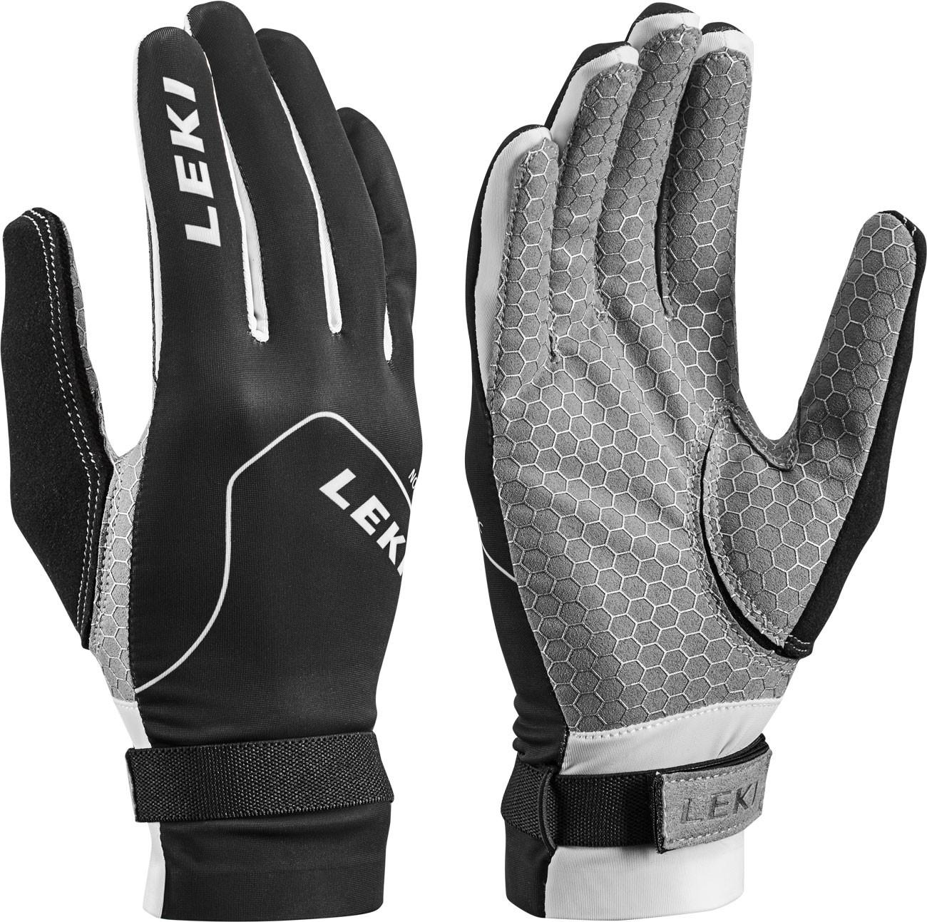 pánské běžecké rukavice Leki Nordic Slope