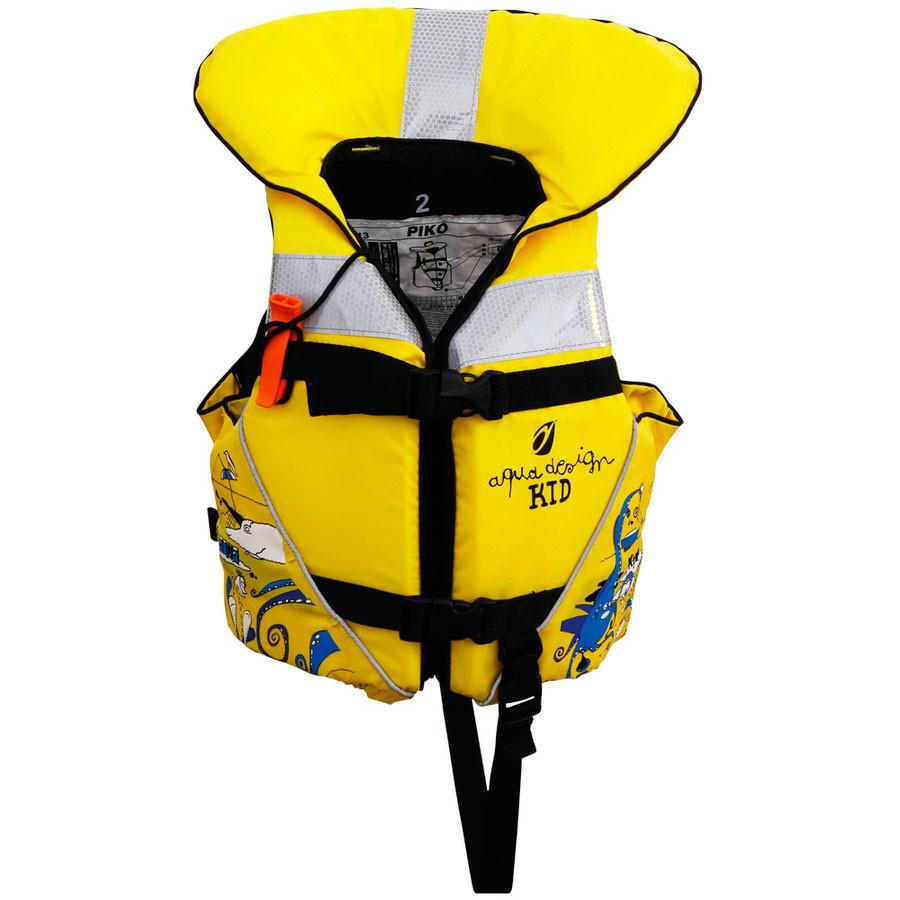 Aqua Design Piko 100N - žlutá