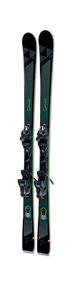 sjezdové lyže Fischer Brilliant Pro RT