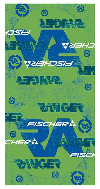 Fischer Multifunkční čátek FREERIDE - zelená