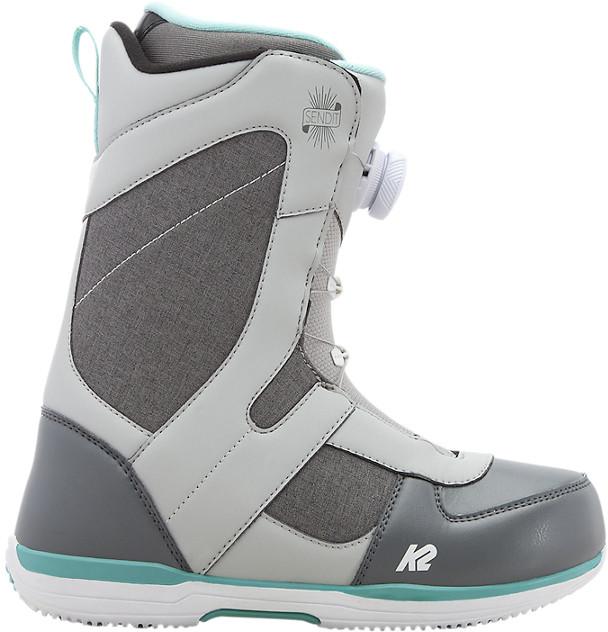 K2 Snowboarding Sendit - šedá