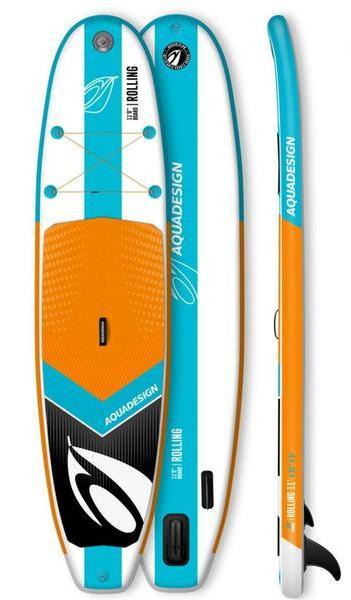 paddleboard Aqua Design Rolling 11'x31''x5''