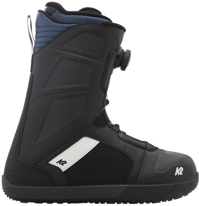 K2 Snowboarding Raider - modrá