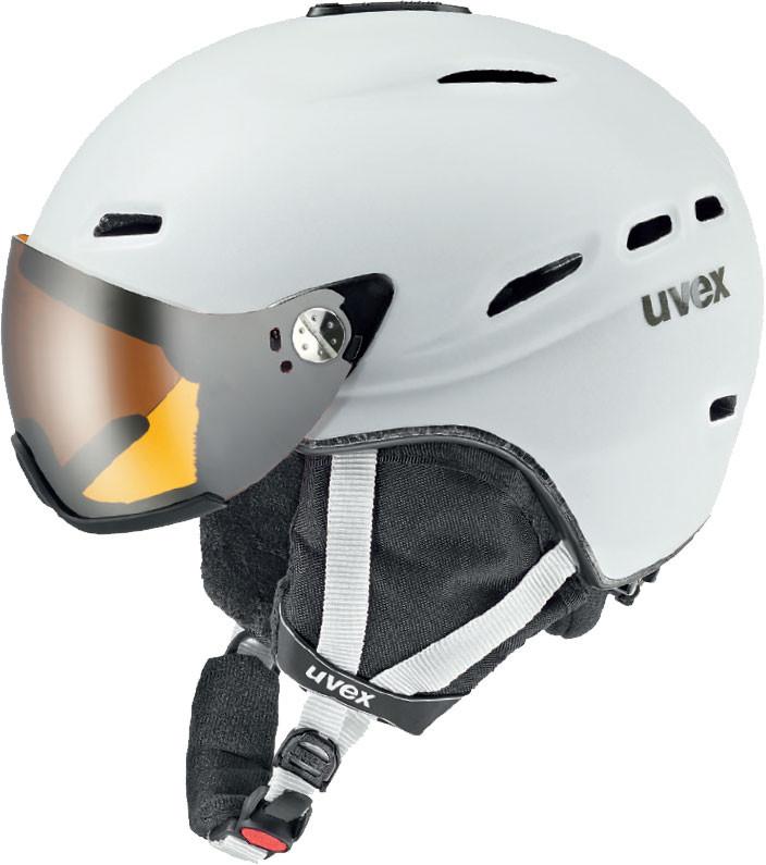 Uvex Hlmt 200 - bílá