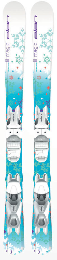 Elan Lil Magic Snowflake QS + EL 4.5