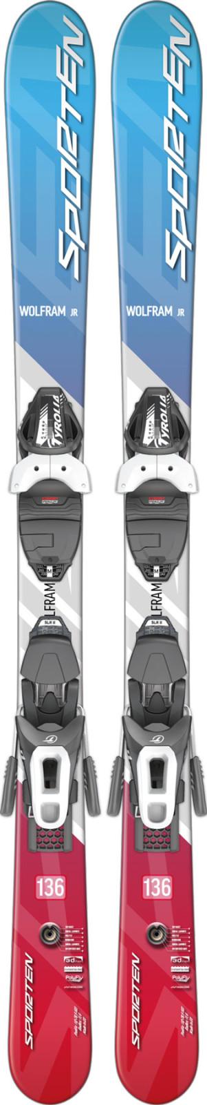 juniorskésjezdové lyžeSporten Wolfram Jr