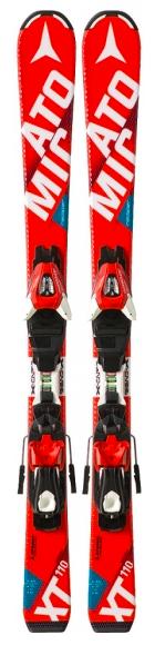 Atomic Redster JR II 100 - 120 cm + Evox 045