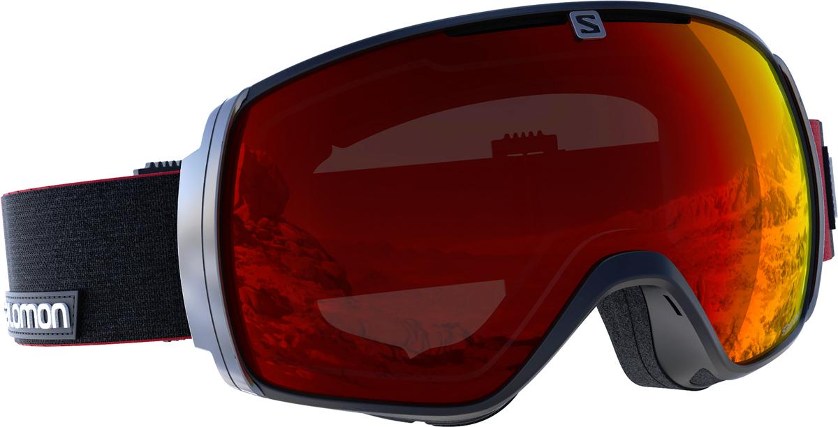 Salomon XT One - černá/červená