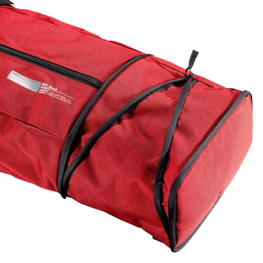 Salomon Extend 2P 175+20 Skibag - červená