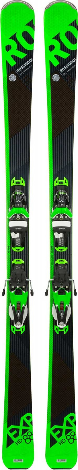 Rossignol Experience 88 HD Konect + NX 12 Konect Dual