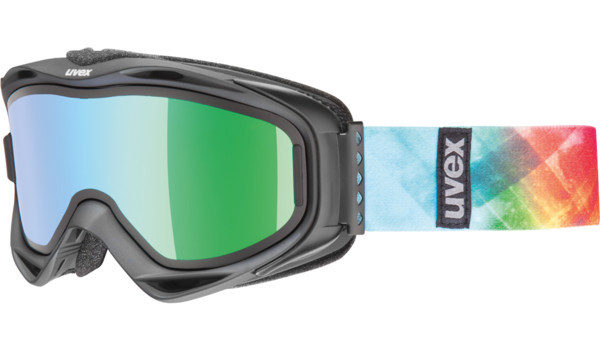 Uvex G.GL 300 TO - černá matná