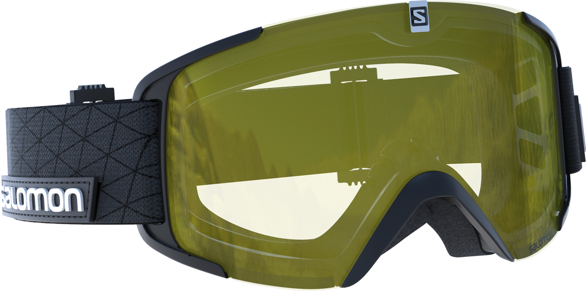 Salomon X View Access - černá/žlutá