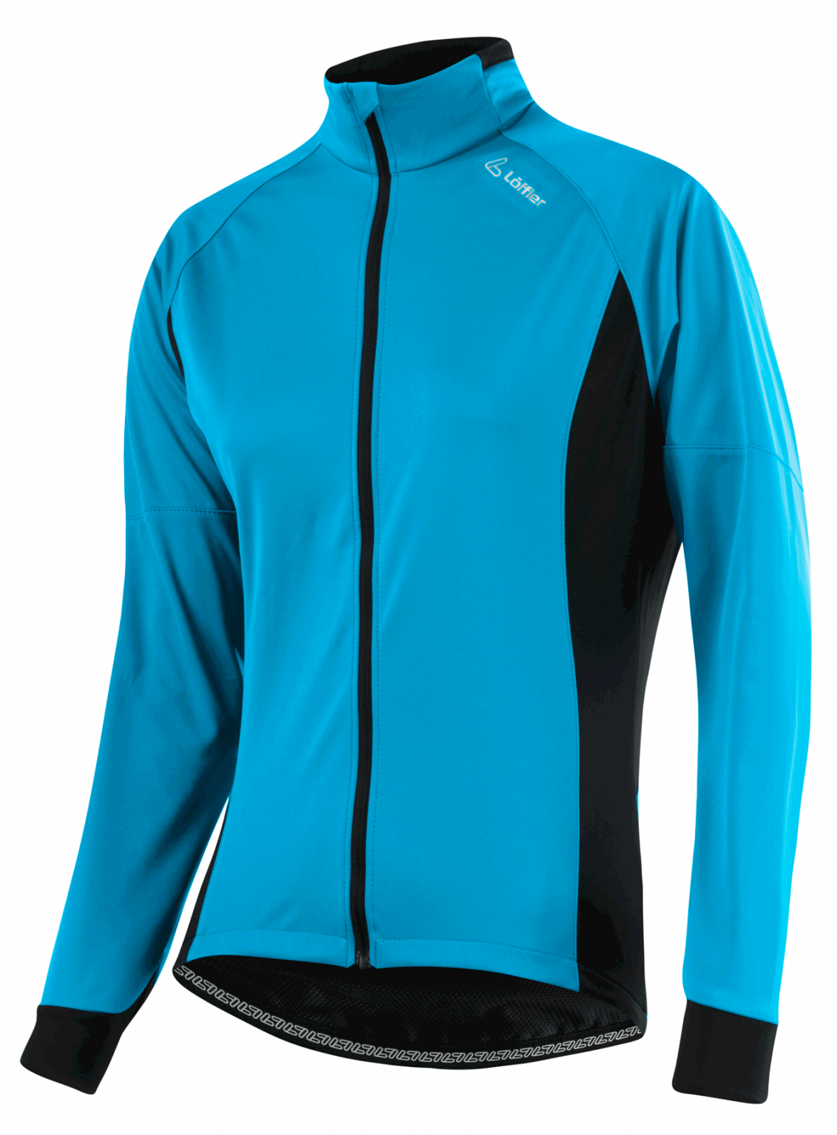 Dámská cyklistická softshell bunda Löffler Trentino WS Softshell