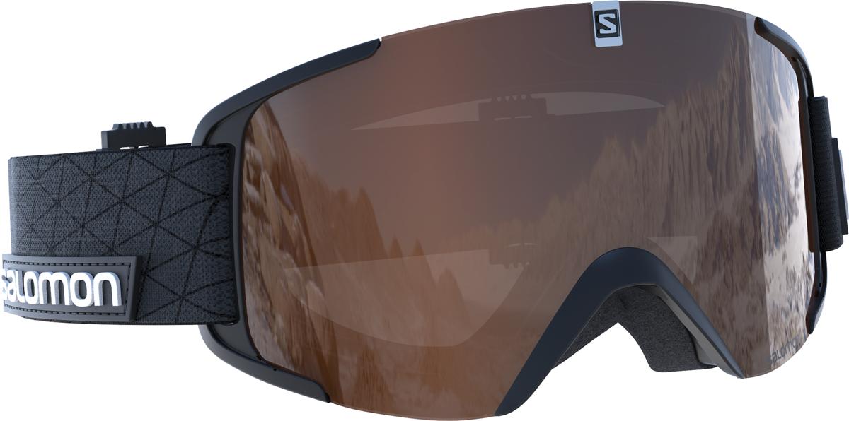 Salomon X View Access - černá/oranžová