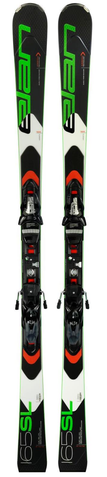 Elan SL Fusion + ELX 12