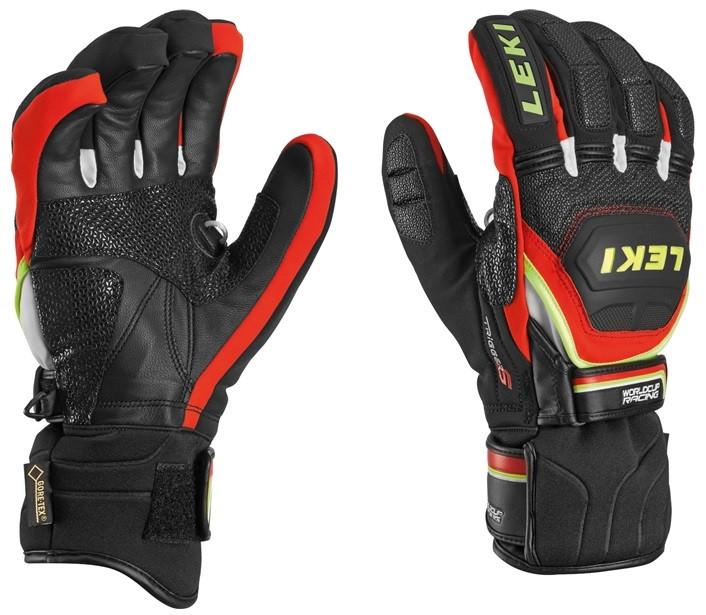 závodní lyžařské rukavice Leki Worldcup Race Coach Flex
