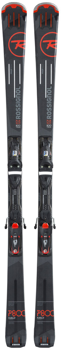 Rossignol Pursuit 800 Ti + SPX 12 Fluid