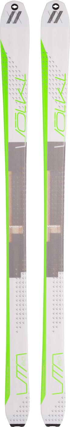 Völkl VTA80 + stoupací pásy