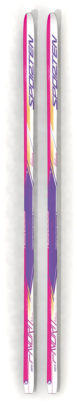 Dámské turistické běžecké lyže Sporten Favorit Women
