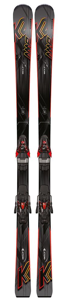 Závodní sjezdové lyže K2 AMP Bolt