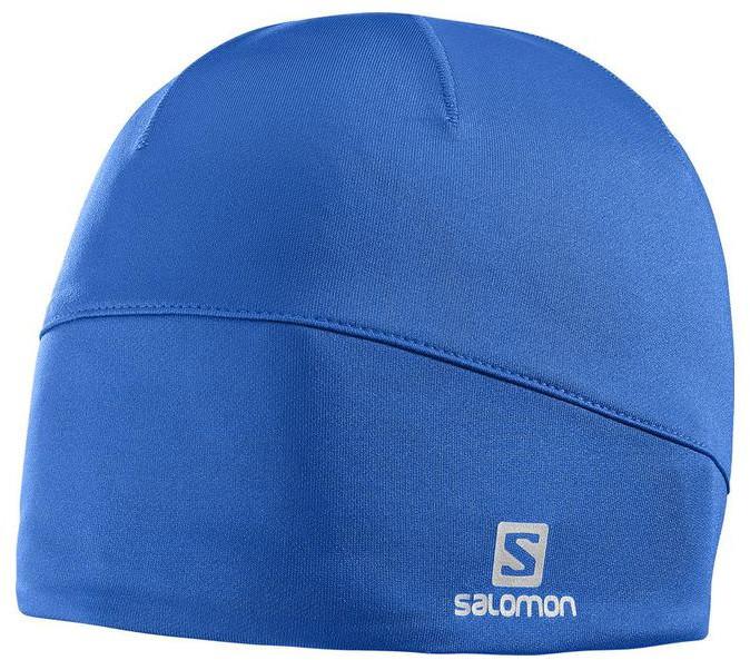 Salomon Active Beanie - modrá
