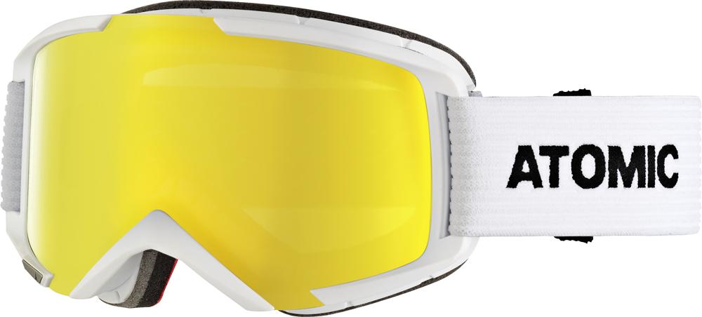 Atomic Savor M Stereo OTG - bílá/žlutá