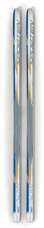 Turistické běžecké lyže Sporten Favorit EXP